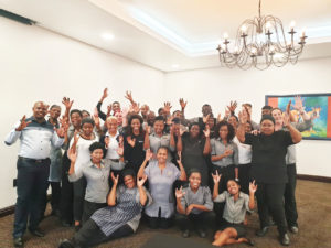 Deaf SA Training at Fortis Hotel Witbank